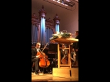 Gustav Mahler - Symphony No. 6 conductor- Alexander Sladkovsky Curtain Call 3 Moscow Conservatory