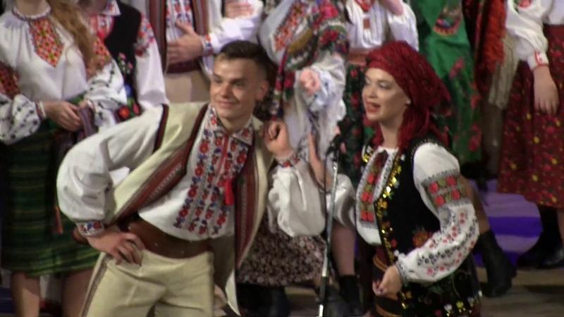 Львів Черемош Народний ансамбль пісні і танцю, Ой, там на товчку, на базарі