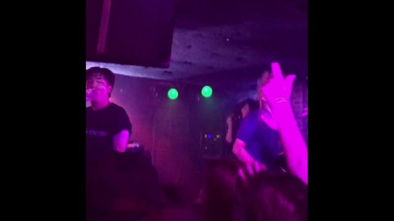 [Fancam cut] 180419 Rockbottom (Kidoh) 2018 Live in Europe in Warsaw - cr. @draubi (ig)