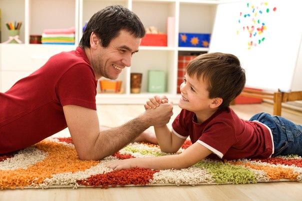 упражнения хороших родителей