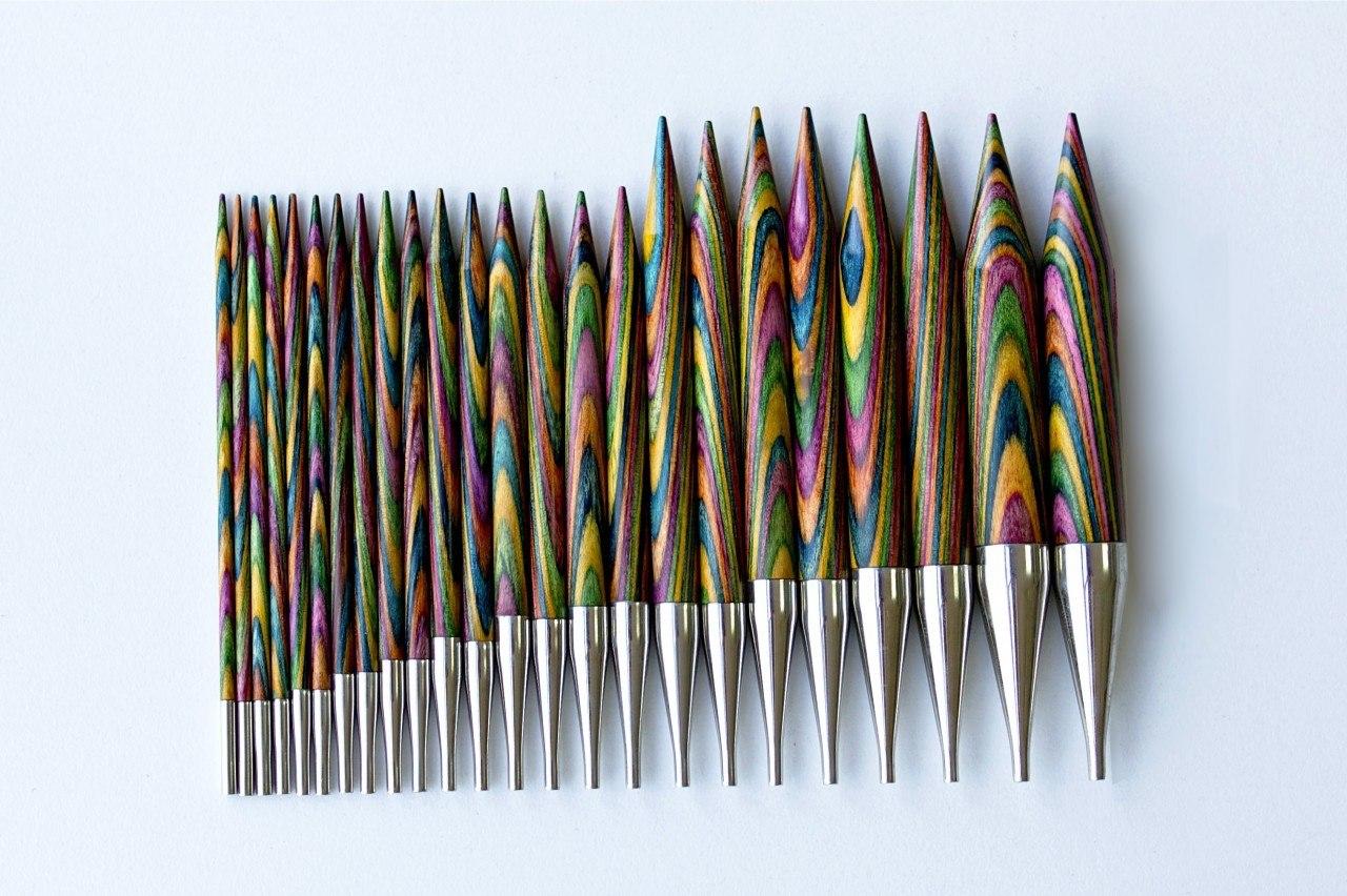 Деревянные спицы для вязания цена