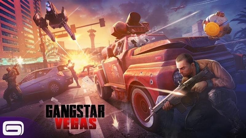 Gangstar Vegas - Трейлер 28 - го обновления - Охота на Сокровища