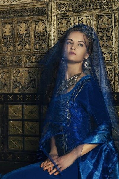 Платья михримах из великолепного века