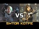 SWTOR KOTFE ► Vaylin VS. Lana Beniko - Force Telekinesis Chapter 3, Knights of the Fallen Empire