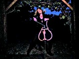 Electric cello solo, Caroline Lavelle