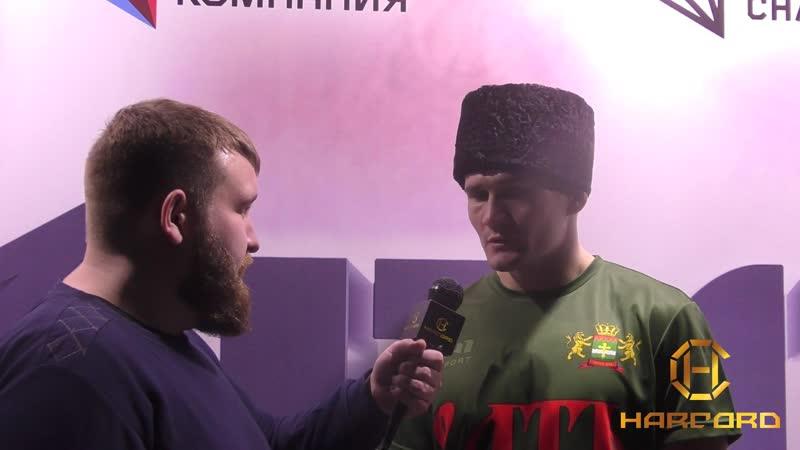 Георгий Кичигин: Рассчитывал нокаутировать Пальхареса в первом-втором раундах