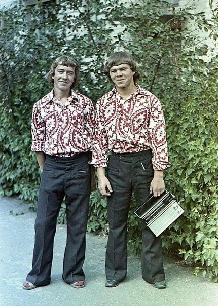 Нарядились. 1978г. СССР© twitter·com/HistoryFoto