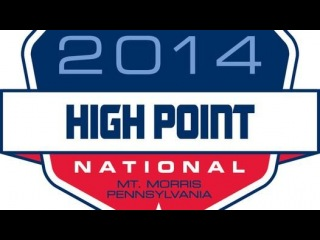 2014 AMA Motocross Rd 4 High Point 250 Moto 1 - Video Dailymotion
