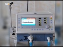 В ярославской больнице №3 установлен новый аппарат для искусственной вентиляции легких