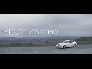 Mercedes-Benz C-klasse W204   SOUTH TEST DRIVE
