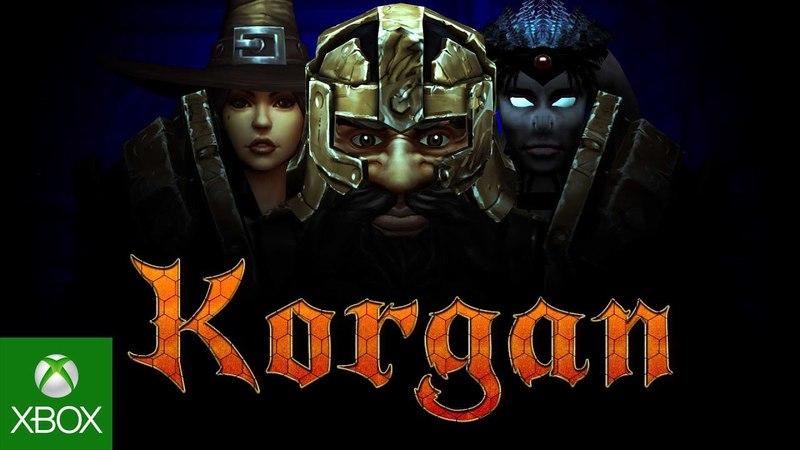 Korgan   Xbox One