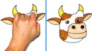 37 Fun and Simple Drawing Tricks Easy Tips on How to Draw and Doodle