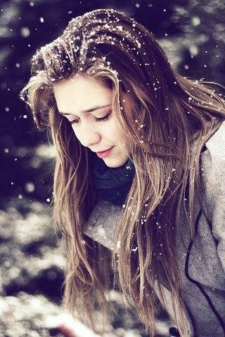 Красивые картинки на аву девушек
