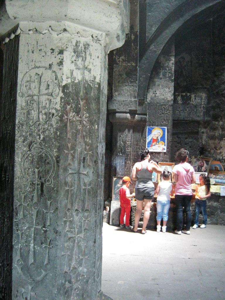 Христиане и другие религии в Армении