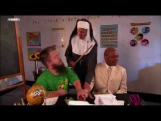 Hornswoggle Goes Back to School