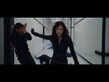 Scarlett Johansson as Black Widow In Iron Man 2 (Fight Scene) 169 TRUE HD