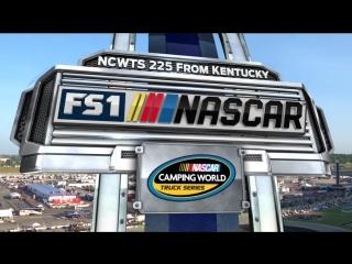 2018 NASCAR Camping World Truck Series - Round 12 - Kentucky 225