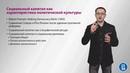 9 5 Социальный капитал как элемент политической культуры Илья Локшин