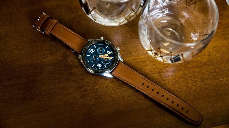 Huawei Watch GT: самые автономные умные часы