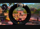 3 bullets 4 headshots...with a pistol. Black Ops 4