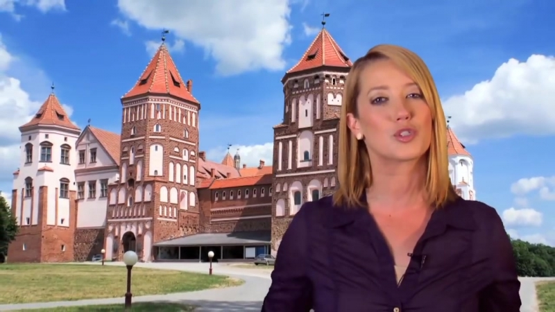 Travel Belarus - Mir Castle Complex