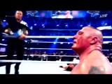 #WH_Present WWE Brock Lesnar vs Roman Reigns - WWE Universal Title Match at Wrestlemania