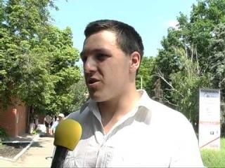 Красноград: мотокросс на призы М.Добкина, опрос- 2013г