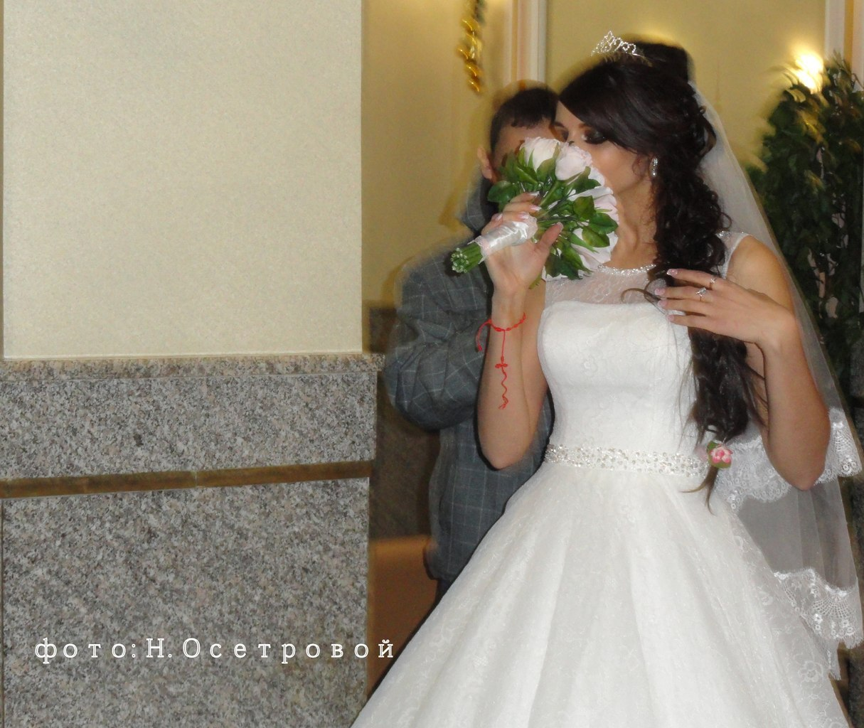 Фото со свадьбы габозовых