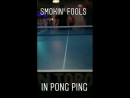 The cast playing ping pong! SaveShadowhunters - via @HarryShumJr IG Stories