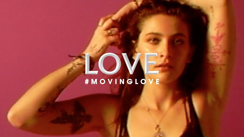 Paris Jackson on Being Compared to her Father | MOVINGLOVE