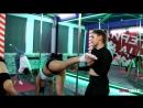 👑 Разминка с преподавателем перед тренировкой Pole Dance. Империя танца Минск