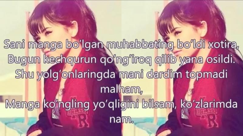 Ummon - Sevaveraman (Lyrics), _Qo'shiq Matni Bilan_.mp4