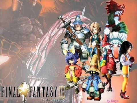 Final Fantasy IX You're not Alone (Rock mix)