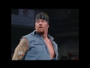 Smack 09.19.2002 - The Undertaker and Brock Lesnar staged a fight, after which Lesnar and Heyman were taken to the police