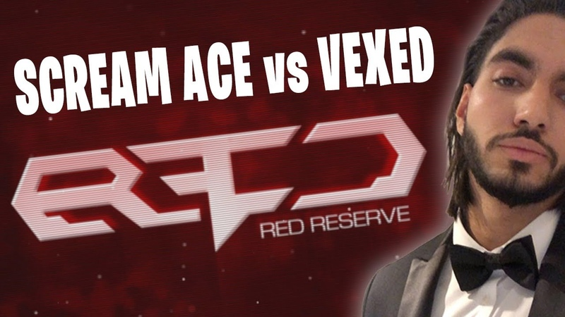 CS:GO - ScreaM ACE vs Vexed (Debut in Red Reserve)