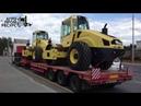 Грузоперевозки тралом негабаритных грузов по России и странам СНГ
