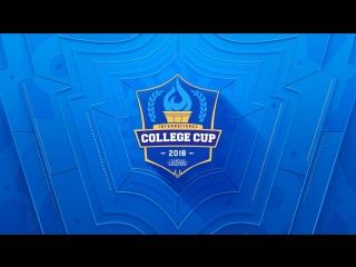 International college cup 2018