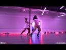 FEFE 6ix9ine featuring Nicki Minaj Aliya Janell Choreography Queens N Lettos