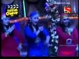 Aditi Sajwan - SAB tv performance- HUM SAB SAATH HAIN.
