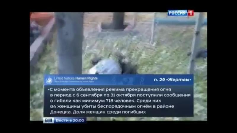 СЕНСАЦИЯ! ООН... ОСУДИЛ Киевскую власть... они усиливают раскол Украины