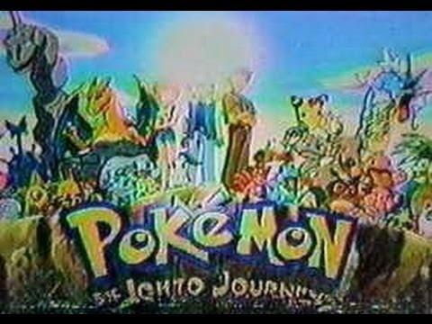 Abertura - Pokémon a Jornada Johto - Dublado em Português!