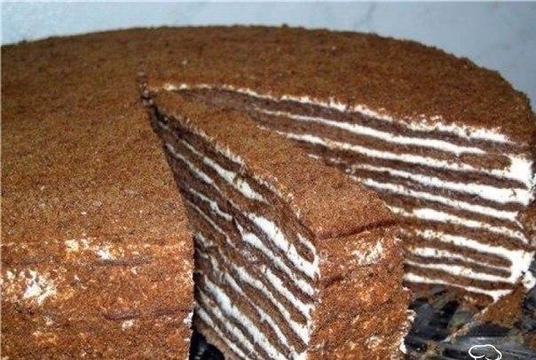 """Вкуснейший тортик """"Нутелла"""""""