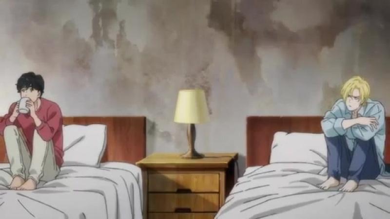 [Anime365] Внизу волосы тоже светлые)) (момент из аниме BANANA FISH)