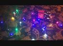 Гирлянда чёрная 8 режимов свечения 60 ламп 600 см 🎄 499 р