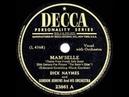 Mamselle - Dick Haymes