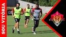 Com presença de Eron, Carpegiani comanda tático e promove mudanças na equipe titular