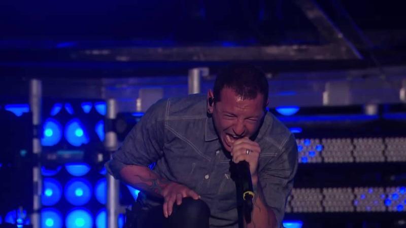 LINKIN PARK LIVE Guilty All The Same (mtvU Fandom Awards @ Comic-Con, 720p)