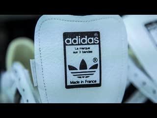 Как делается adidas superstar