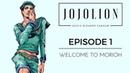 Jojo's Bizarre Fandub: Jojolion Episode 1