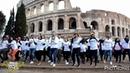 Daniel y Desiree Ataca y La Alemana [Hasta Cuando] ► Colosseum • Rome • 2019